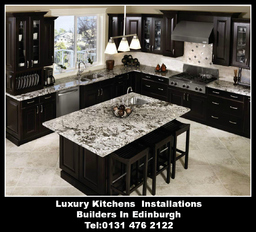 Kitchen fitters edinburgh, cheap, Luxury Kitchens