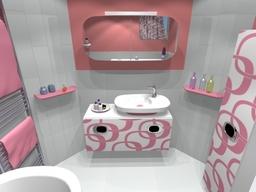 Little miss bathroom