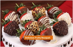 Dipped Luxurious Berries