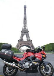 SMC Express motorcycle in Paris