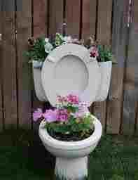 Toilet recycle
