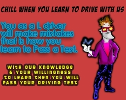 Learn to drive relaxed
