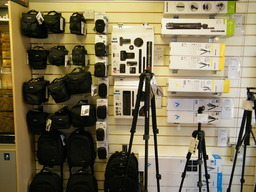 Tripods, Bags & Cases