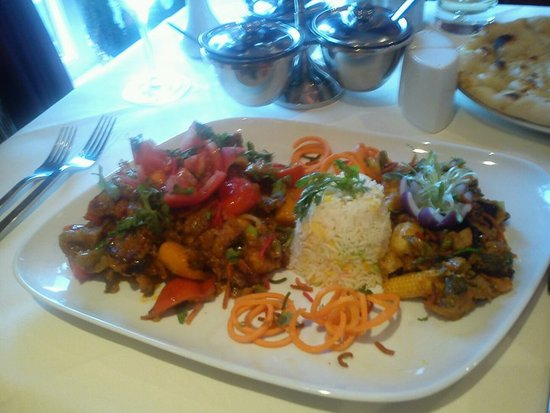 Ashoka indian restaurant in 15 north terrace seaham for Asoka indian cuisine
