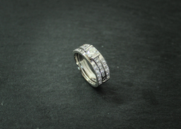 Cage Style Wedding Ring