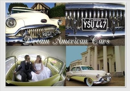 Dream American Cars Logo Picture