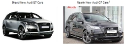 New and used Audi Q7 Cars