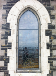 Protective Storm glazing By Art glass in ireland