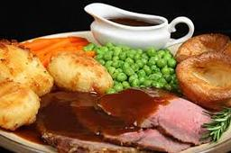 Sunday Roast Dinners