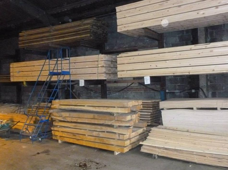 Details For Timber Supplies In Hanover Place Sunderland