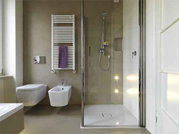 Bathroom and wet rooms