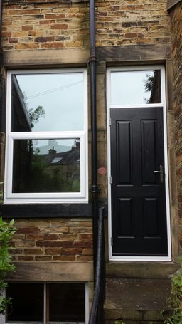 UPVC Windows and Compsoite Door