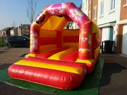Moshi Monsters Castle Hire at £50 a day