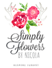 Simply Flowers by Nicola Lancaster
