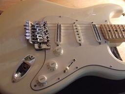 Electric Guitar Repair and Modifications