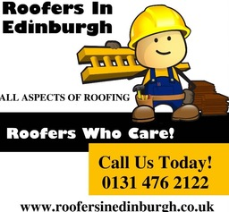 Roofers In Edinburgh, Edinburgh's Roofing Expert's