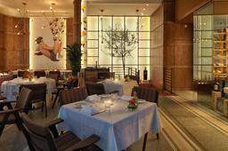 Frescobaldi Restaurant Interior 2