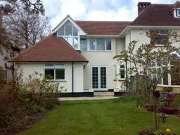 Camberley, Surrey extension.