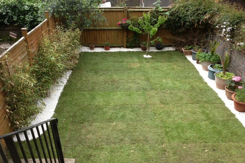 Gardening services london waverley rd london greater for Gardening services