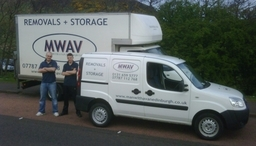 Mwav Man With A Van Edinburgh Luton And Transit Van Oscar Lucas 1
