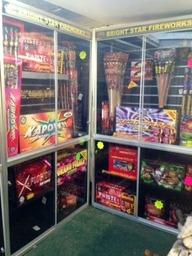Remember Fireworks on sale  5th November.