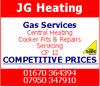 JG Heating