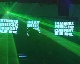 Intamixx Laser Show