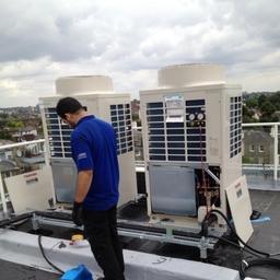 AC install 2