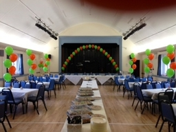 West Chiltington Wedding Balloons Table Decs And Arch