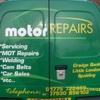 Motor Repairs