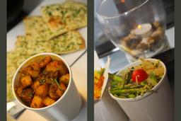 Nutritional Food option @ Masala-Indian food to go