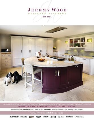 Jeremy Wood Designed Kitchens Wetherby