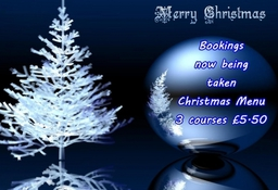 Chirstmas Bookings