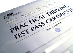 Achive This Certificate With www.aspirationdrivingschool.info