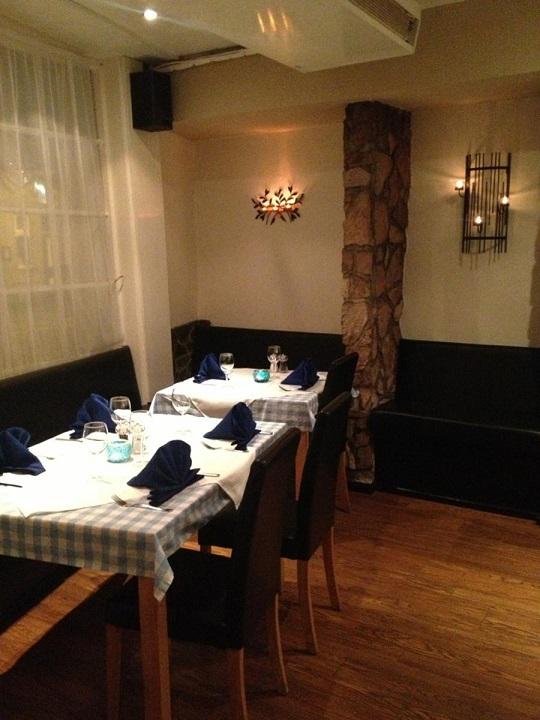 Greek Restaurant Morecambe