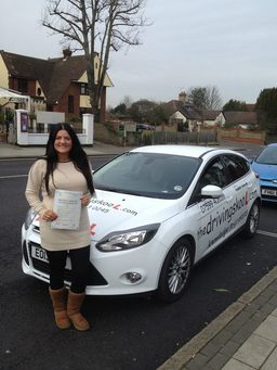 Driving Lessons in Sidcup
