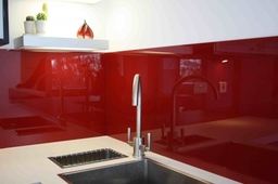 We Supply and Fit Back Painted Coloured Glass