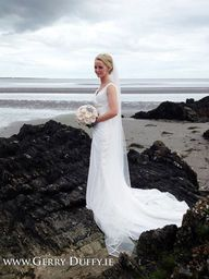 wedding video shot in Blackrock Beach, dundalk