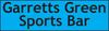 Garretts Green Sports Bar