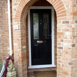 High quality composite door