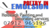 Poetry in Emulsion