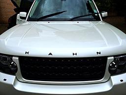 KAHN Design Range Rover
