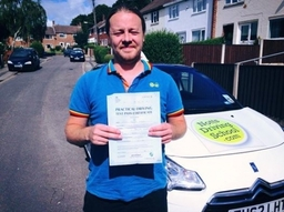 nottingham driving lesson reviews