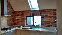 Brick Slip Kitchen