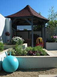 Bijou garden in Leopardstown