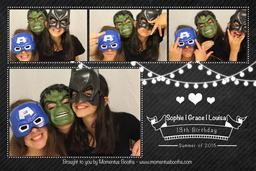 Photo Booth Hire London - Momentus Booths