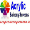 Acrylic Balcony Screens