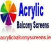 Acrylic Balcony Screens