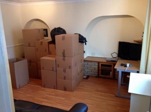 Move Ease Solutions Ltd In 53 Ridgeway Edgbaston