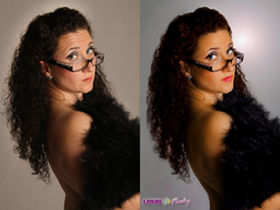 Makeover Photography